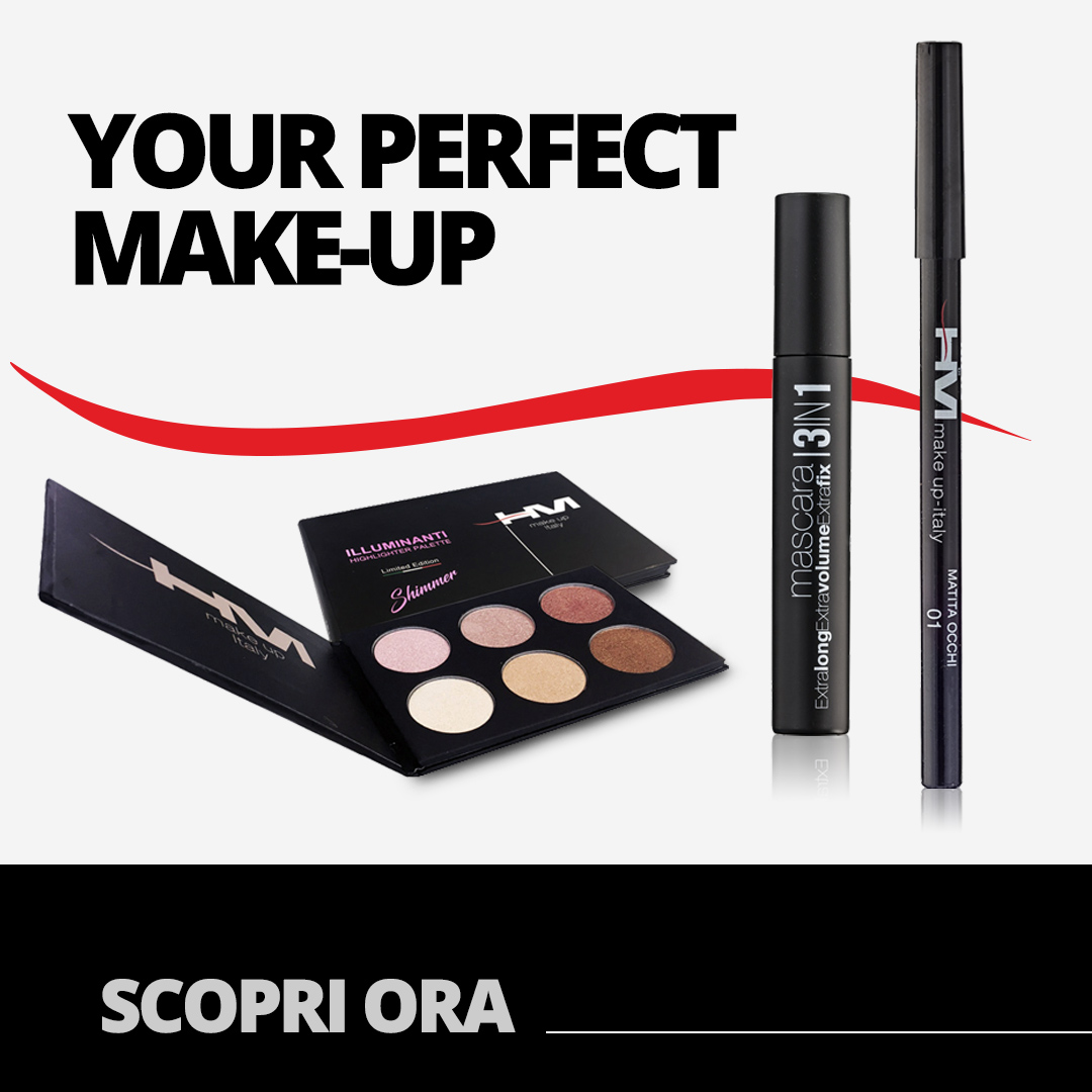 Your perfect make-up