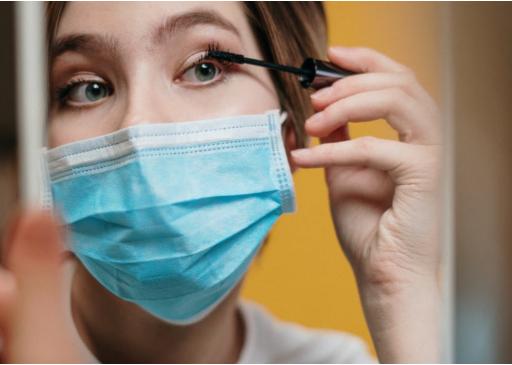Prodotti make-up a prova di mascherina
