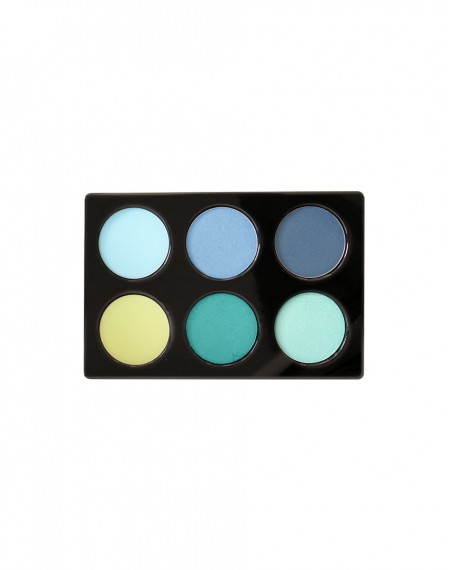 PALETTE EYE  SHADOW GREEN&BLUE