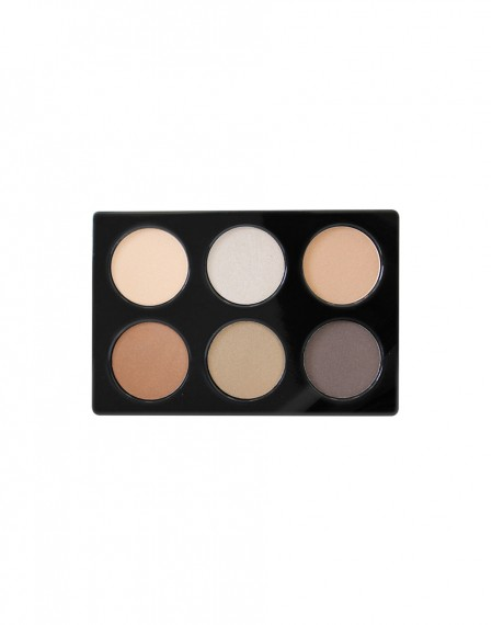 PALETTE EYE  SHADOW NUDE